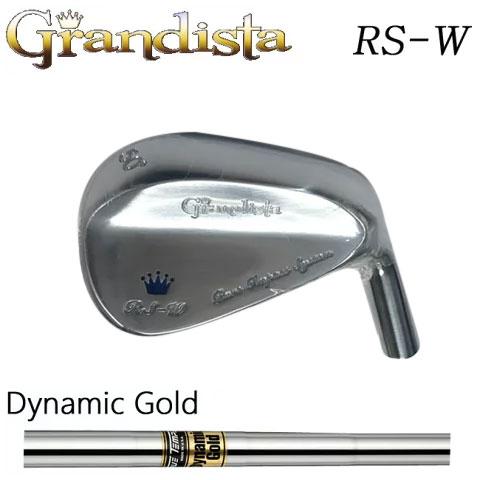 グランディスタ Grandista メンズ ゴルフクラブ ウェッジ Dynamic Gold シリーズ