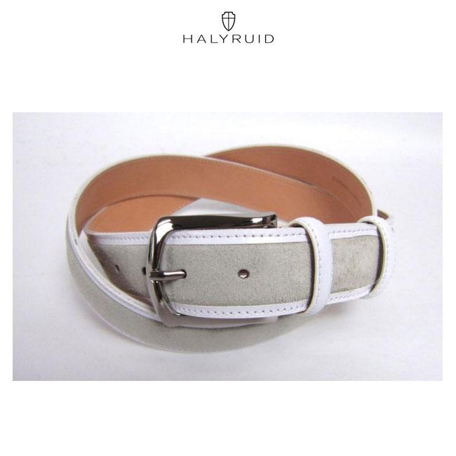 ハリールイド HALYRUID メンズ ゴルフ 革ベルト HU314-039