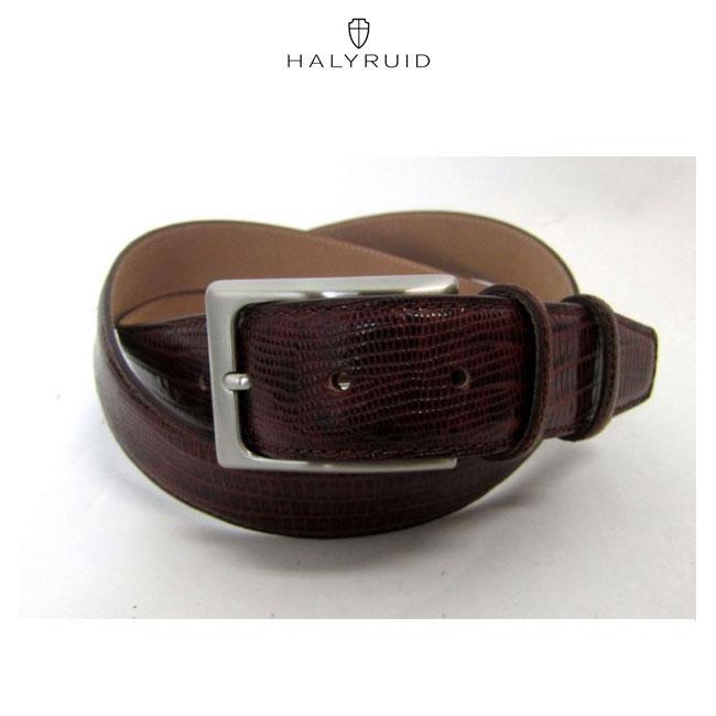 ハリールイド HALYRUID メンズ ゴルフ 革ベルト HU314-041