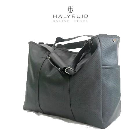 ハリールイド HALYRUID メンズ ゴルフ トートバック ブラック HU39302