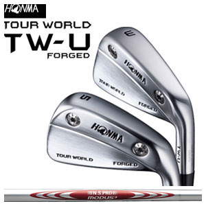 本間ゴルフ HONMA GOLF メンズ ゴルフクラブ TOUR WORLD TW-U ユーティリティ N.S.PRO MODUS3 TOUR105