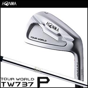 本間ゴルフ HONMA GOLF メンズ アイアン TOUR WORLD TW737 P IRON 6本セット #5-#10 NS PRO950GHシャフト 2016