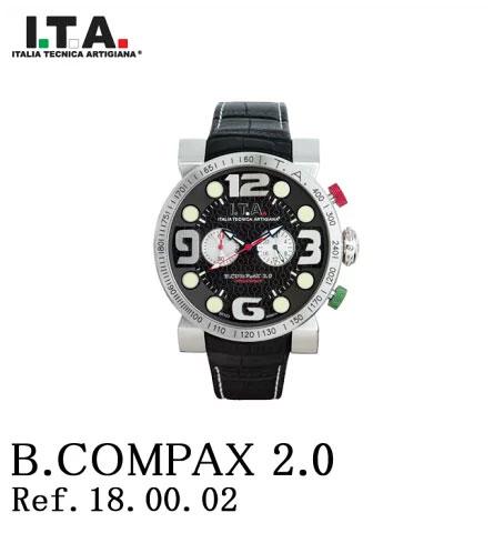 アイティーエー 腕時計 ITA I.T.A. ビーコンパックス B.COMPAX 2.0 Ref.18.00.02