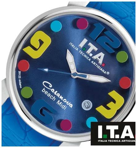 アイティーエー 腕時計 ITA I.T.A. カサノバ・ビーチ ミディ Collection Casanova beach Midi Ref.19.03.08