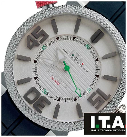 アイティーエー 腕時計 ITA I.T.A. ピラータ Pirata 2.0 Ref.20.00.03