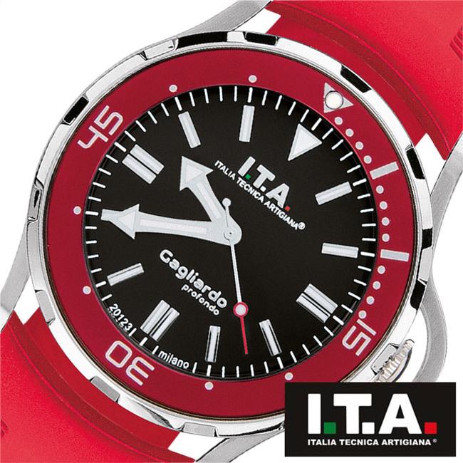 アイティーエー 腕時計 ITA I.T.A. ガリアルド・プロフォンド Gagliardo profondo Ref.24.01.03 あす楽