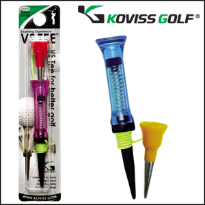 KOVISS GOLFVS TEEL 76 mm in height fits stance stability! free