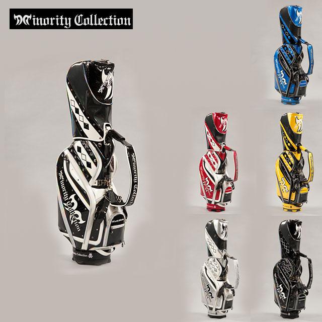 マイノリティ コレクション キャディバッグ Minority Collection メンズ ゴルフ MC-Halogen 10711