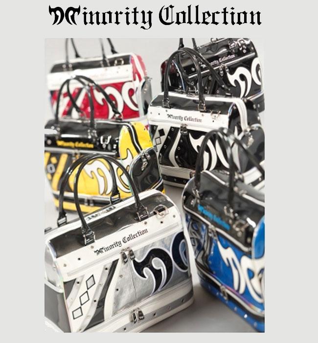 マイノリティ コレクション ボストンバッグ Minority Collection メンズ ゴルフ MC-Halogen 10712