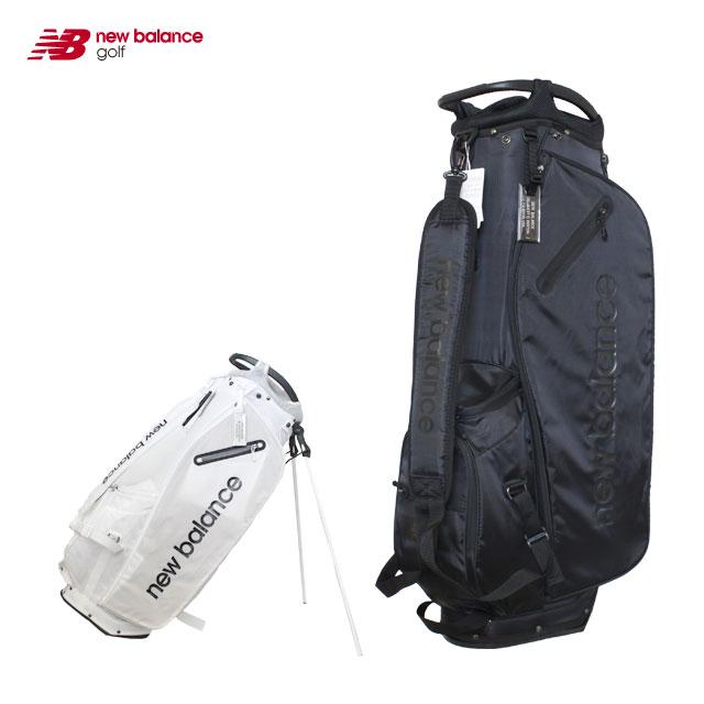 ニューバランス キャディバッグ スタンド式 ゴルフバッグ 2020年モデル NEW BALANCE GOLF standbag 0120980002 ユナイテッドコアーズ あす楽