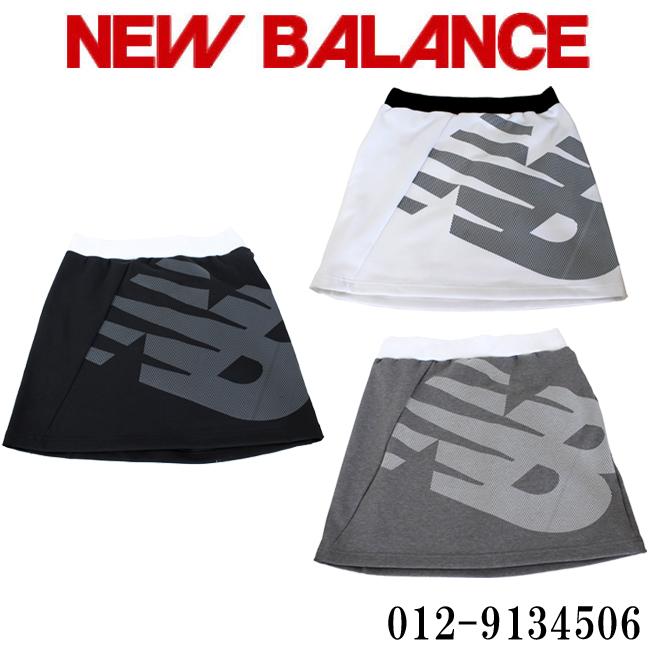 2019年春夏新作 ニューバランス ゴルフ スカート NEW BALANCE GOLF スカート レディース ゴルフ ウェア 012-9134506 あす楽