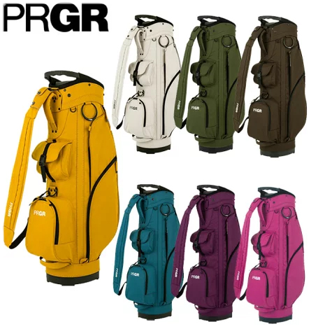 プロギア PRGR メンズ レディースゴルフ キャディバック スタンダードモデル PCB-102
