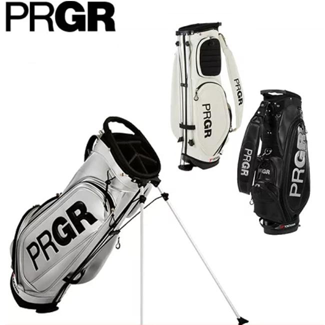 プロギア PRGR メンズゴルフ スタンドバッグ 契約プロ使用ツアーモデルスタンド付き PRCB-173
