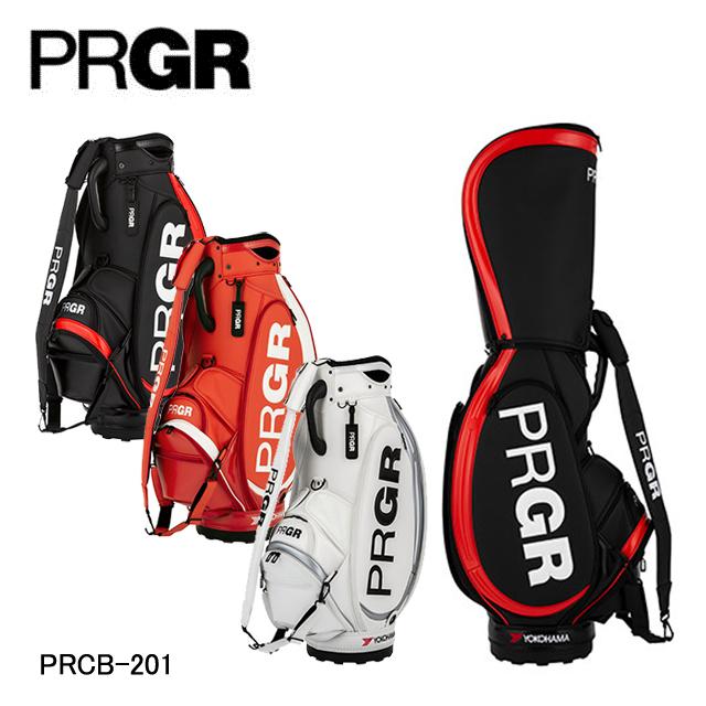 プロギア メンズ レディースゴルフ 契約プロ 仕様 モデル 2020年 キャディ バッグ 3点式 ショルダー スポーツ PRCB-201-DIR あす楽 コアーズ市場店 [PRGR]