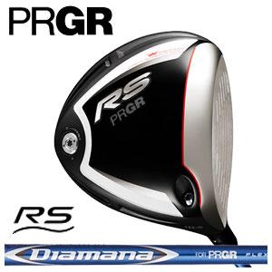 プロギア RS ドライバー オリジナル カーボンシャフト メンズ ゴルフクラブ 2018 [PRGR]