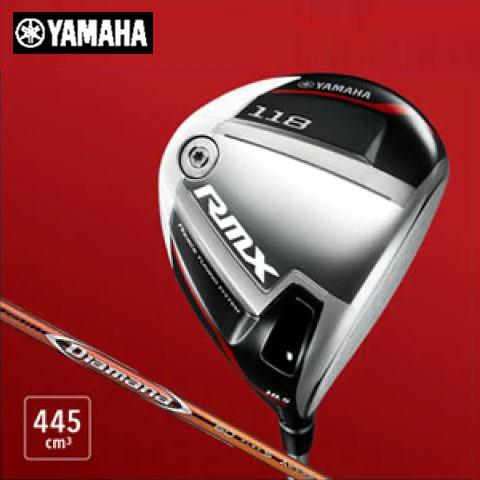 ヤマハ YAMAHA メンズゴルフクラブ RMX 118 リミックス ドライバー Diamana RF 60 シャフト