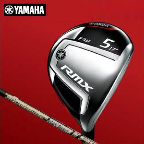 ヤマハ YAMAHA メンズゴルフクラブ RMX FW リミックス フェアウェイウッド Speeder EVOLUTION4 FW60 シャフト