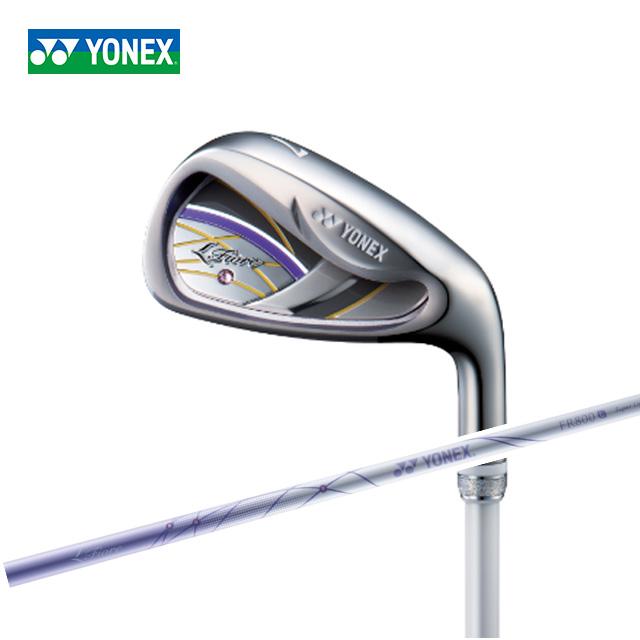 ヨネックスゴルフ YONEX GOLF レディース アイアンセット Fiore IRON フィオーレアイアン FR800 カーボンシャフト #7-9,PW,AW 5本セット