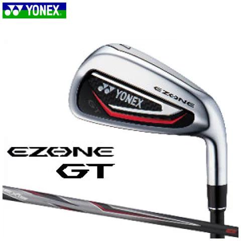 ヨネックスゴルフ YONEX GOLF メンズ ゴルフクラブ EZONE GT IRON イーゾーン GT アイアン 5本セット(#6-Pw) カーボンシャフト
