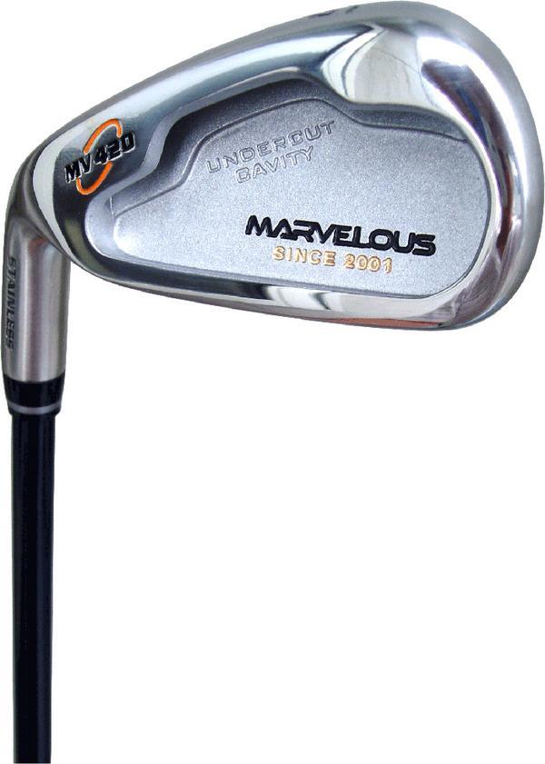 Marvelous mens set left ★ rules fit with driver men's Golf Club 16-piece set