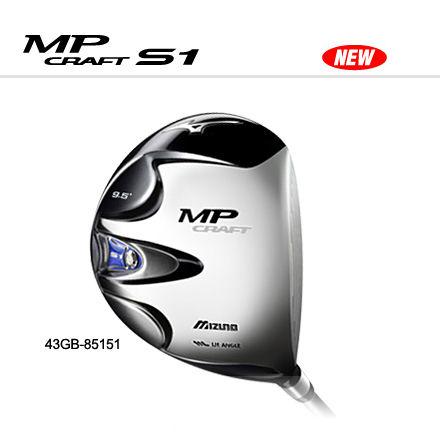 MPクラフトS1 ドライバーQUAD バットスタンダード カーボンシャフトM-43GB-85151【送料無料】