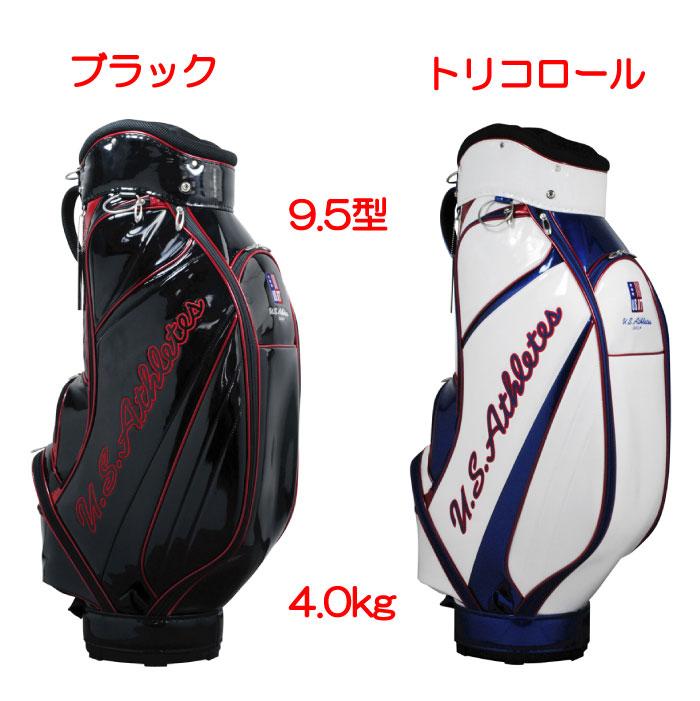 LEZAX USアスリート ゴルフキャディーバッグ メンズ9.5型【送料無料】【smtb-tk】