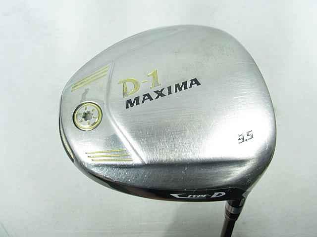【2点以上送料無料】【即納】【中古】リョーマ(RYOMA) ゴルフ リョーマ(RYOMA) D-1 MAXIMA TYPE-D ドライバー ツアーAD MX-D 1W