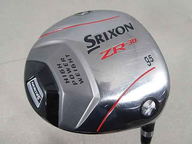 【2点以上送料無料】【即納】【中古】ダンロップ スリクソン(SRIXON) ZR-30 ドライバー SV-3017J 1W