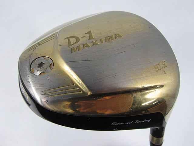 【2点以上送料無料】【即納】【中古】リョーマ(RYOMA) ゴルフ リョーマ(RYOMA) MAXIMA Special Tuning ドライバー (高反発) Motore Speeder 474 エボリューション3 1W