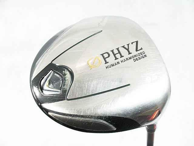【2点以上送料無料】【即納】【中古】ブリヂストン ツアーステージ PHYZ(ファイズ) ドライバー PZ-601W 1W