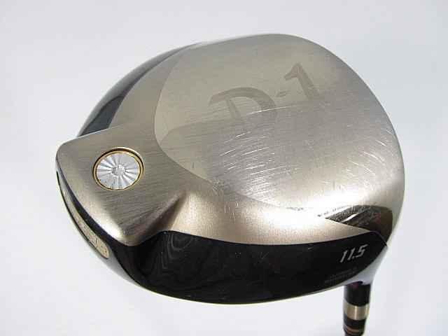 【2点以上送料無料】【即納】【中古】リョーマ(RYOMA) ゴルフ リョーマ(RYOMA) D-1 ドライバー オリジナルカーボン 1W