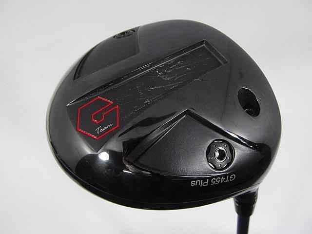 【2点以上送料無料】【即納】【中古】【美品】GTDゴルフプロダクト GTD 455 Plus ドライバー ツアーAD VR-6 1W