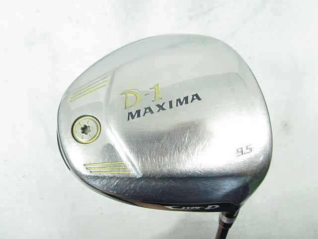 【2点以上送料無料】【即納】【中古】リョーマ(RYOMA) ゴルフ リョーマ(RYOMA) D-1 MAXIMA TYPE-D ドライバー ディアマナ W60 1W