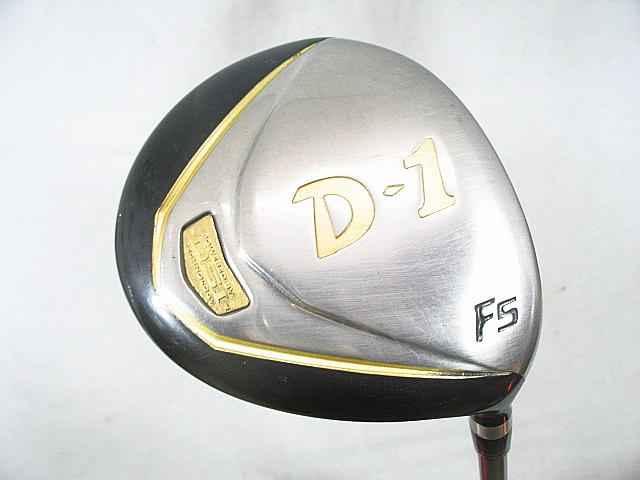 【2点以上送料無料】【即納】【中古】リョーマ(RYOMA) ゴルフ リョーマ(RYOMA) D-1F フェアウェイ カーボン(改) 5W