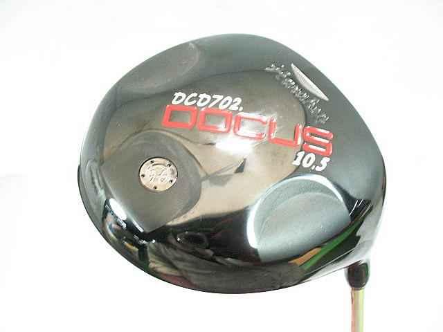 【2点以上送料無料】【即納】【中古】DOCUS(ドゥーカス) DOCUS(ドゥーカス) DCD702 ドライバー バサラ P33 1W