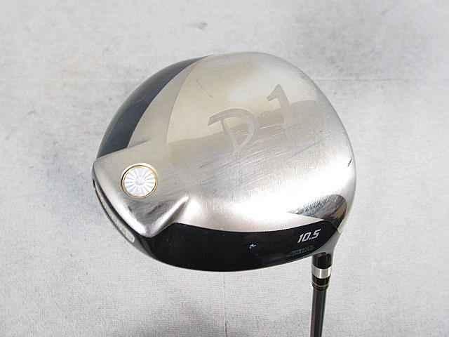【2点以上送料無料】【即納】【中古】リョーマ(RYOMA) ゴルフ リョーマ(RYOMA) D-1 ドライバー FS-1 1W
