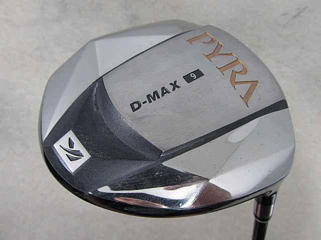 お買い得品!【2点以上送料無料】【即納】【中古】キャスコ D-MAX PYRA ドライバー ELASTER 1W