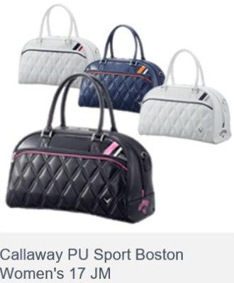 キャロウェイ PUスポーツ ボストン ウィメンズ 17 JM Callaway PU Sport Boston Women's 17 JM 2017モデル