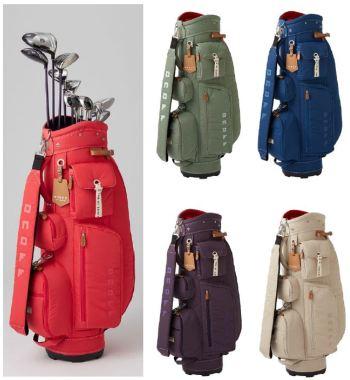 ゴルフ キャディーバッグ レディース オノフ OB0720 ONOFF Caddie Bag グローブライド 2020モデル