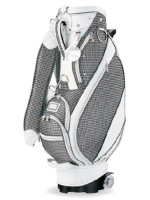ゴルフ キャディバック ダンロップ ゼクシオ レディース キャスター付き GGC-X084W DUNLOP XXIO 2017モデル