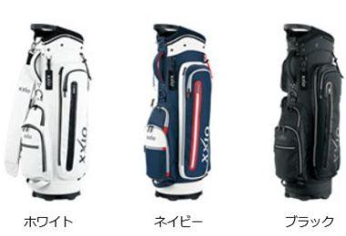 ゴルフ キャディバック メンズ XXIO ゼクシオ GGC-X092 ダンロップ DUNLOP 2018モデル