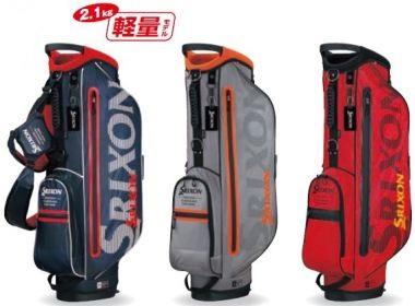 ゴルフ キャディーバッグ メンズ スリクソン GGC-S147 ダンロップ DUNLOP SRIXON 2018モデル