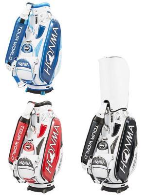 【人気商品】 GOLF HONMA ゴルフ 2019 メンズ CB-1901 ホンマ トーナメントプロ仕様モデル キャディバッグ 本間-ゴルフ