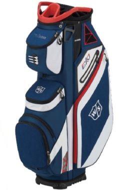 ゴルフ キャディーバッグ メンズ ウィルソン WILSON EXO CART BAG キャディバッグ 2019モデル