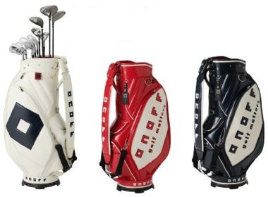 ゴルフ キャディバック オノフ OB0920 グローブライド ONOFF Caddie Bag 2020モデル