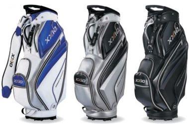 ゴルフ キャディバッグ メンズ XXIO ゼクシオ GGC-X110 ダンロップ DUNLOP 2020モデル