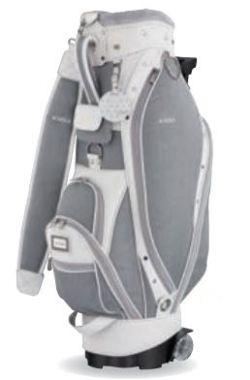 ゴルフ キャディバッグ レディース XXIO ゼクシオ GGC-X114W キャスター付き ダンロップ DUNLOP 2020モデル