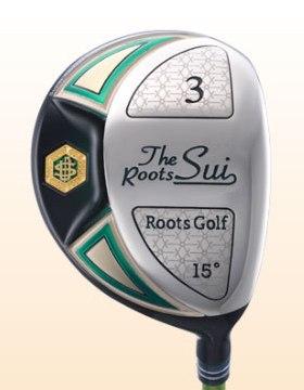 ルーツゴルフ 粋 The Roots Sui レディース フェアウェイウッド ROOTS GOLF 2017モデル
