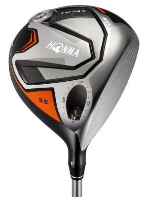 本間ゴルフ ホンマ ツアーワールド TW747 455 ドライバー HONMA TOUR WORLD TW747 455 DRIVER VIZARD FD FP 6S 2019モデル