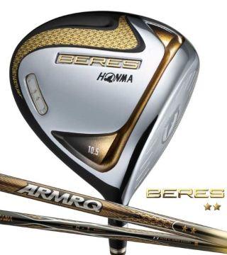 ゴルフ クラブ ドライバー 本間ゴルフ ホンマ ベレス ドライバー 2S ★★ HONMA BERES DRIVER 2S 2020モデル
